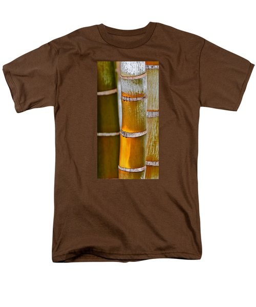 Men's T-Shirt  (Regular Fit) featuring the photograph Bamboo Palm by Werner Lehmann