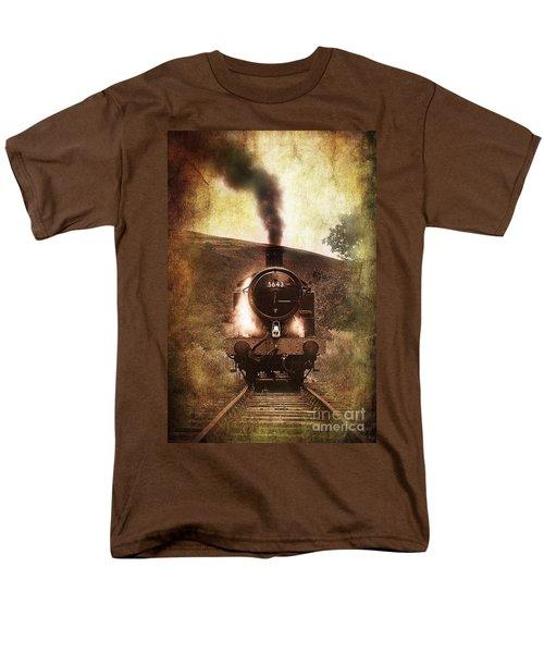 A Bygone Era Men's T-Shirt  (Regular Fit) by Meirion Matthias