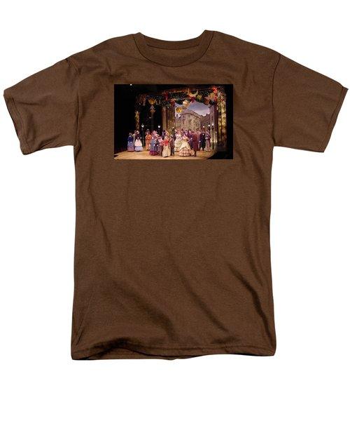 A Chrstmas Carol Men's T-Shirt  (Regular Fit)