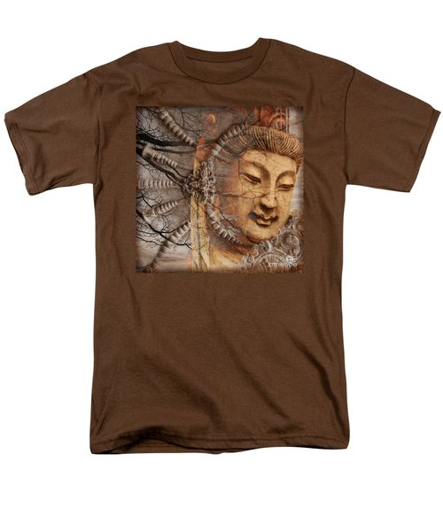 A Cry Is Heard Men's T-Shirt  (Regular Fit) by Christopher Beikmann