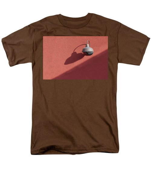 Men's T-Shirt  (Regular Fit) featuring the photograph A Light Alone by Paul Wear