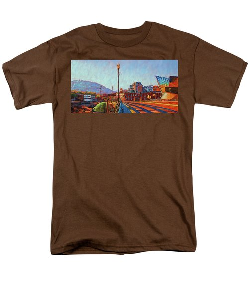 A New Day Men's T-Shirt  (Regular Fit) by Bonnie Mason