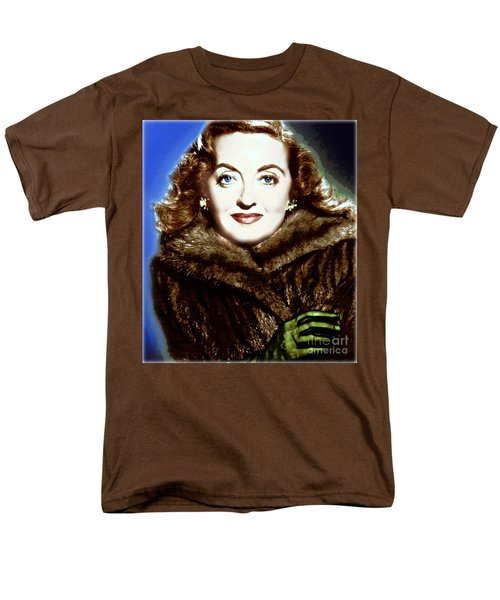 A Real Dame Men's T-Shirt  (Regular Fit) by Wbk
