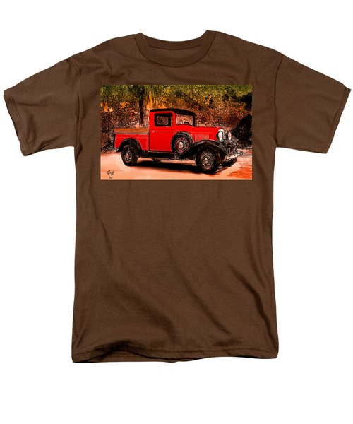A Southern Ford Men's T-Shirt  (Regular Fit) by J Griff Griffin
