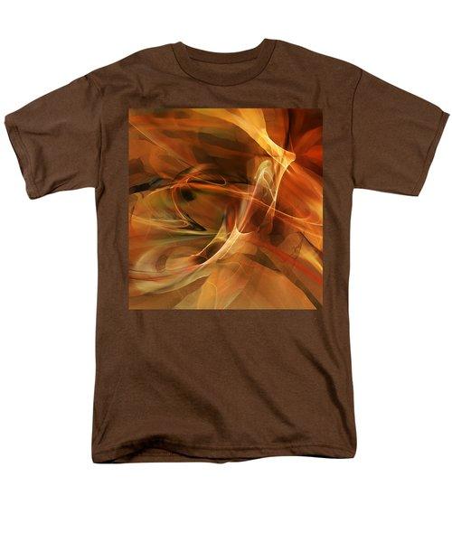 Abstract 060812a Men's T-Shirt  (Regular Fit)