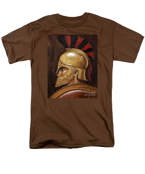 Achilles Men's T-Shirt  (Regular Fit) by Arturas Slapsys