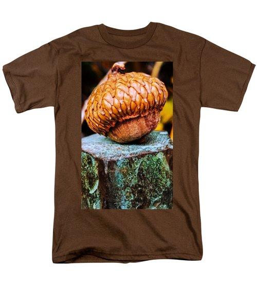 Acorn Men's T-Shirt  (Regular Fit) by Bruce Carpenter