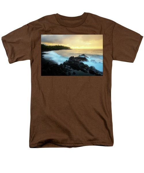 Adam And Eve Men's T-Shirt  (Regular Fit) by Ryan Manuel