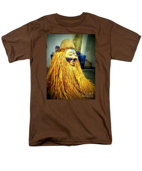 African Artifact Men's T-Shirt  (Regular Fit) by John Potts