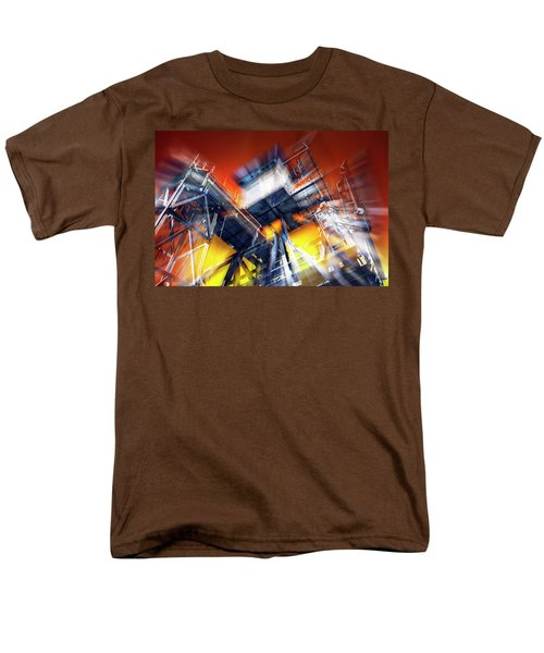 Men's T-Shirt  (Regular Fit) featuring the photograph After Effect by Wayne Sherriff