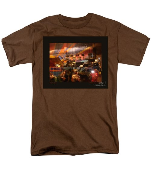 After The Show Men's T-Shirt  (Regular Fit) by Patricia Overmoyer