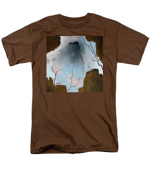 Almost Real Men's T-Shirt  (Regular Fit) by Constance Krejci