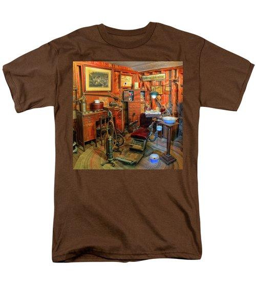 Antique Dental Office Men's T-Shirt  (Regular Fit) by Dave Mills