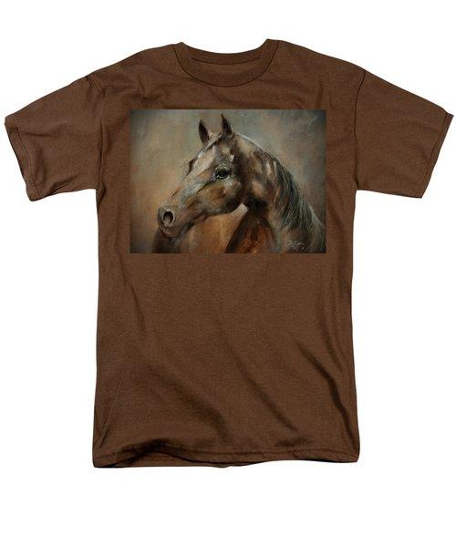 Apache Spirit I-2 Men's T-Shirt  (Regular Fit) by Barbie Batson
