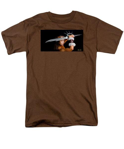 Armed And Dangerous Men's T-Shirt  (Regular Fit)