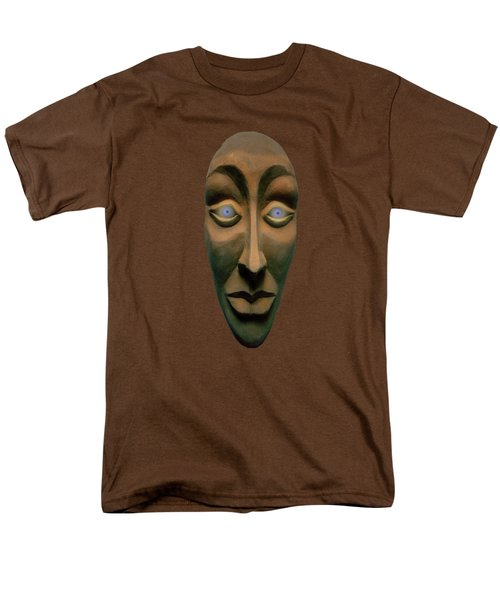 Men's T-Shirt  (Regular Fit) featuring the photograph Artificial Intelligence Entity by David Dehner