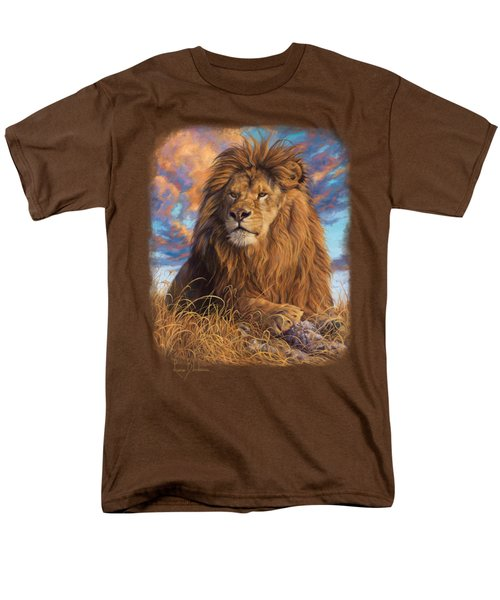 Watchful Eyes Men's T-Shirt  (Regular Fit) by Lucie Bilodeau