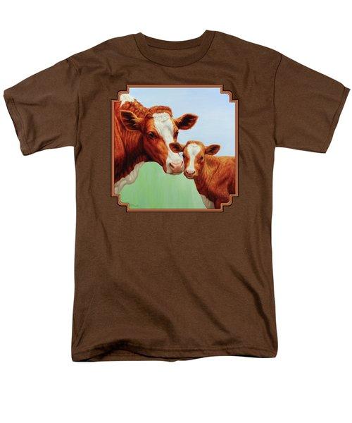 Cream And Sugar Men's T-Shirt  (Regular Fit)