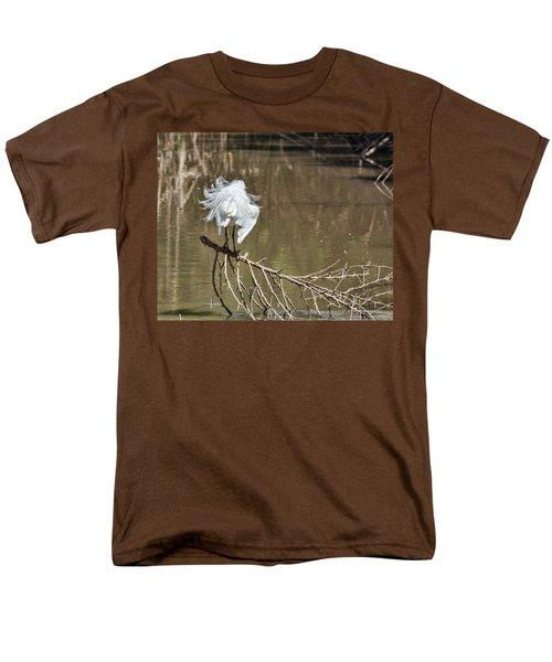 Fluff Time Men's T-Shirt  (Regular Fit) by Bill Kesler