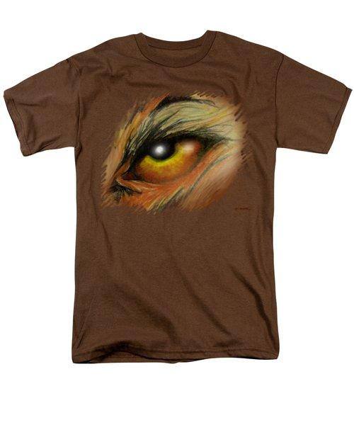 Eye Of The Beast Men's T-Shirt  (Regular Fit) by Kevin Middleton