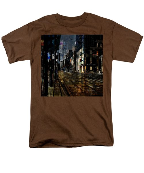 As The Sun Goes Down Men's T-Shirt  (Regular Fit) by Nicky Jameson