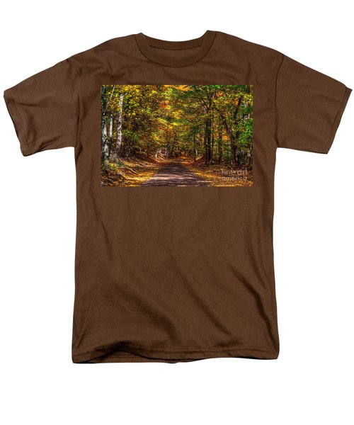 At A Loss For Words Men's T-Shirt  (Regular Fit) by Robert Pearson