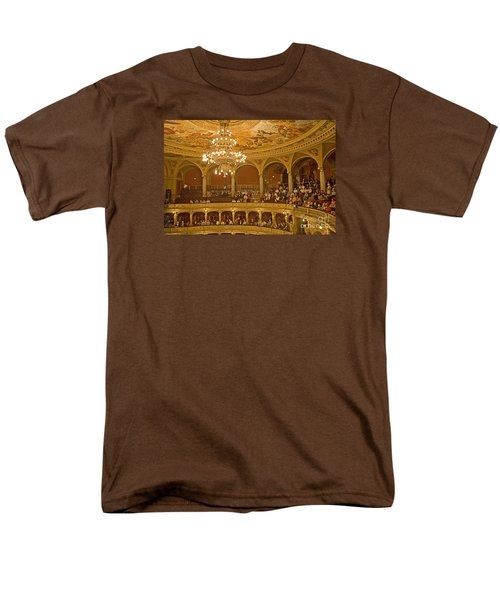 At The Budapest Opera Men's T-Shirt  (Regular Fit) by Madeline Ellis