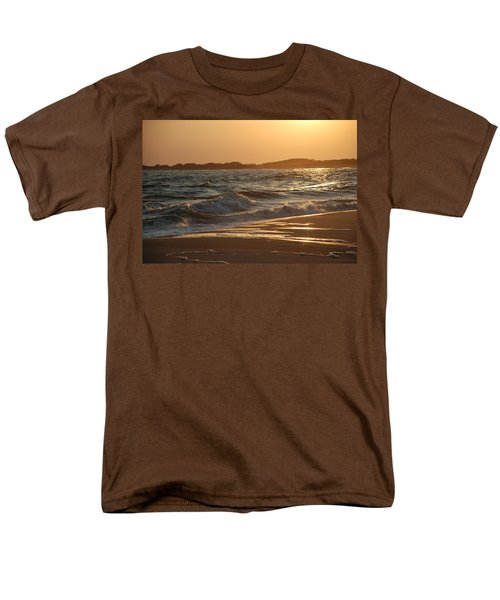 At The Golden Hour Men's T-Shirt  (Regular Fit) by Richard Bryce and Family