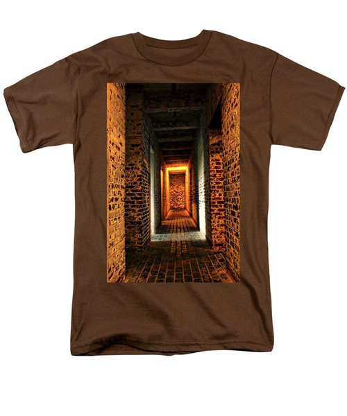 Men's T-Shirt  (Regular Fit) featuring the photograph Atalaya by Jessica Brawley
