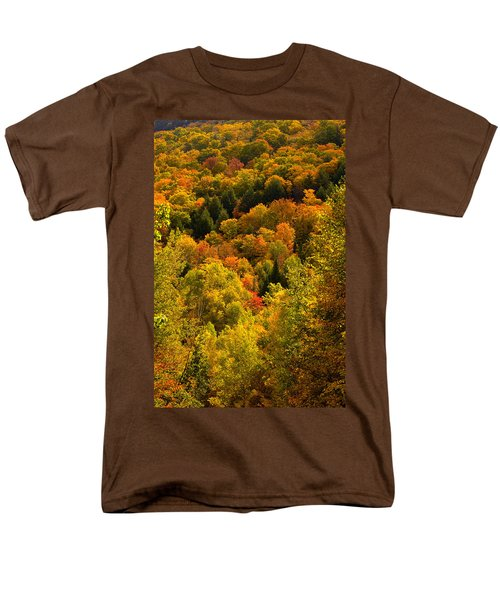 Autumn At Acadia Men's T-Shirt  (Regular Fit) by Brent L Ander