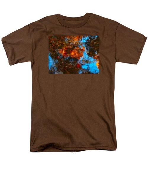 Autumn B 2015 35 Men's T-Shirt  (Regular Fit) by George Ramos