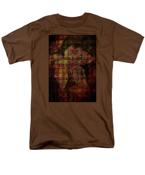 Autumn Is Here Men's T-Shirt  (Regular Fit) by Mimulux patricia no No