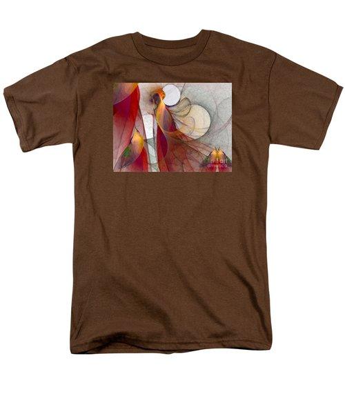 Autumn Men's T-Shirt  (Regular Fit) by Karin Kuhlmann