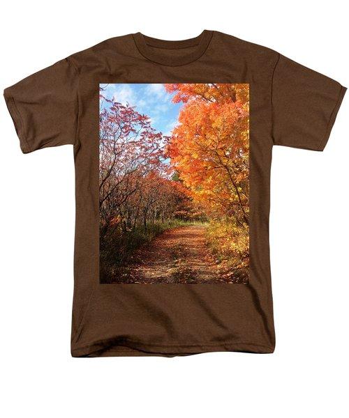 Autumn Lane Men's T-Shirt  (Regular Fit)