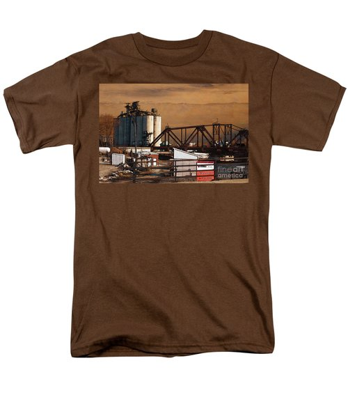 Available Men's T-Shirt  (Regular Fit) by David Blank