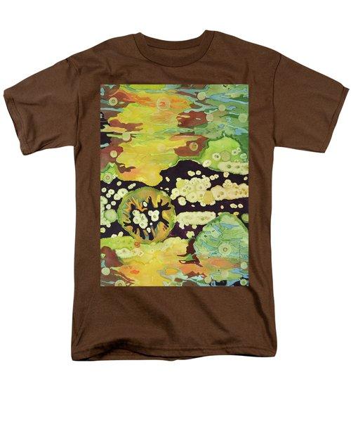 Awakening Men's T-Shirt  (Regular Fit) by Lynda Hoffman-Snodgrass