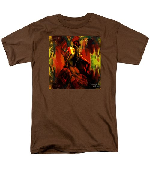 Ballet-c Men's T-Shirt  (Regular Fit) by Gull G