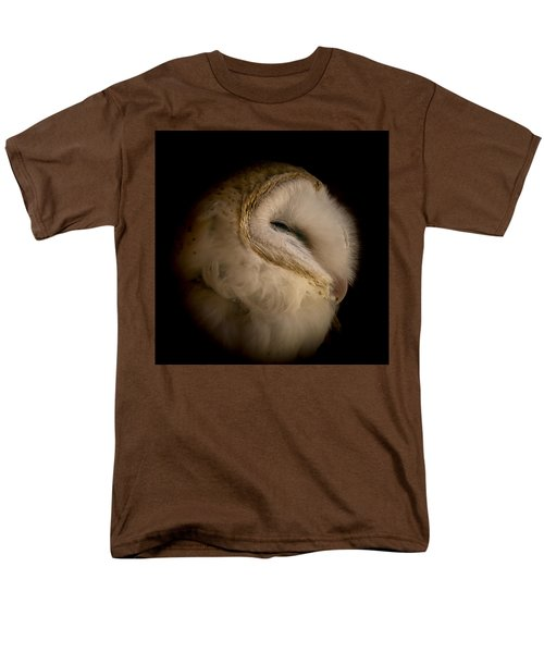 Barn Owl 6 Men's T-Shirt  (Regular Fit)