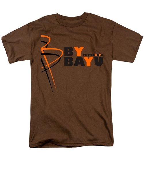 By Bayu Men's T-Shirt  (Regular Fit) by Sheila Mcdonald