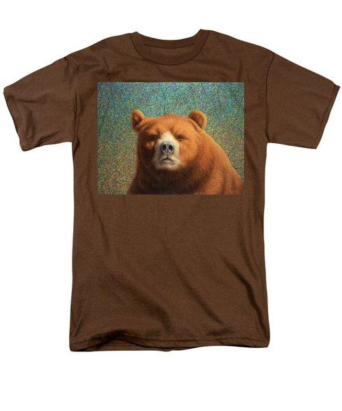 Bearish Men's T-Shirt  (Regular Fit) by James W Johnson
