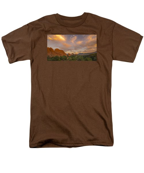 Beautiful Earth And Sky Men's T-Shirt  (Regular Fit) by Tim Reaves