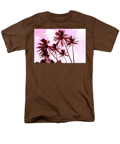 Beautiful Palms Of Maui 13 Men's T-Shirt  (Regular Fit) by Micah May
