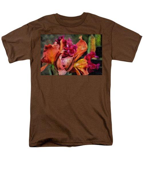 Beauty Of An Orchid Men's T-Shirt  (Regular Fit) by Trish Tritz