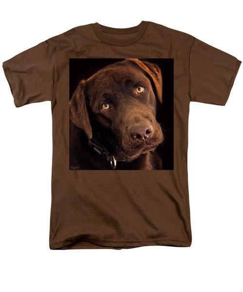 Men's T-Shirt  (Regular Fit) featuring the photograph Benji by Wallaroo Images