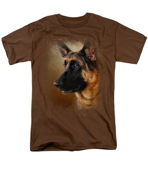 Best In Show - German Shepherd Men's T-Shirt  (Regular Fit)