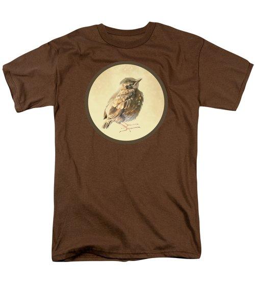 Blackbird Fledgeling Men's T-Shirt  (Regular Fit)