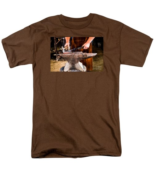 Blacksmith Men's T-Shirt  (Regular Fit)