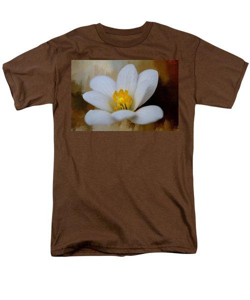 Bloodroot Men's T-Shirt  (Regular Fit) by Diana Boyd