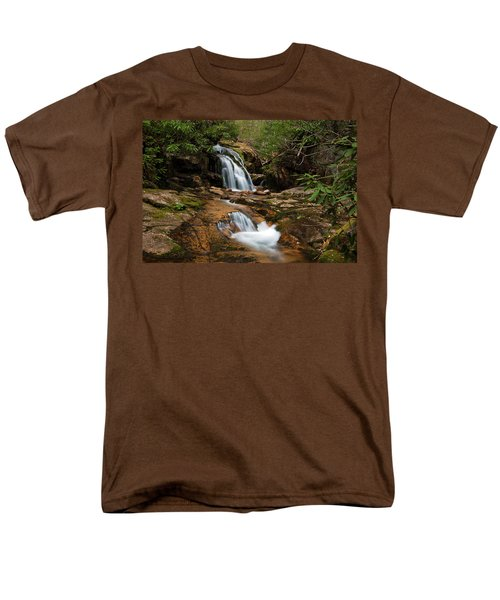 Blue Hole In Spring 2017 II Men's T-Shirt  (Regular Fit) by Jeff Severson
