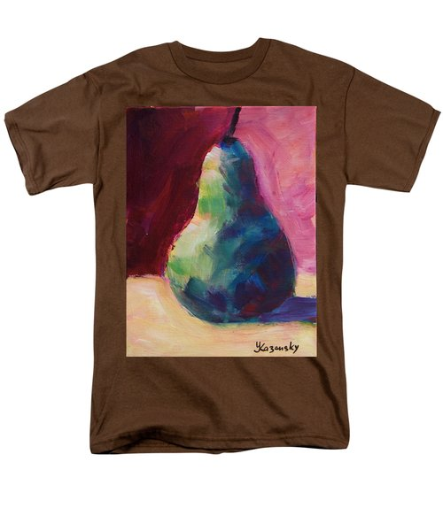 Blue Pear Men's T-Shirt  (Regular Fit) by Yulia Kazansky